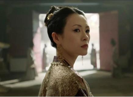 官宣!《上阳赋》首发预告,章子怡有14套造型,眼皮堪比《有翡》赵丽颖?