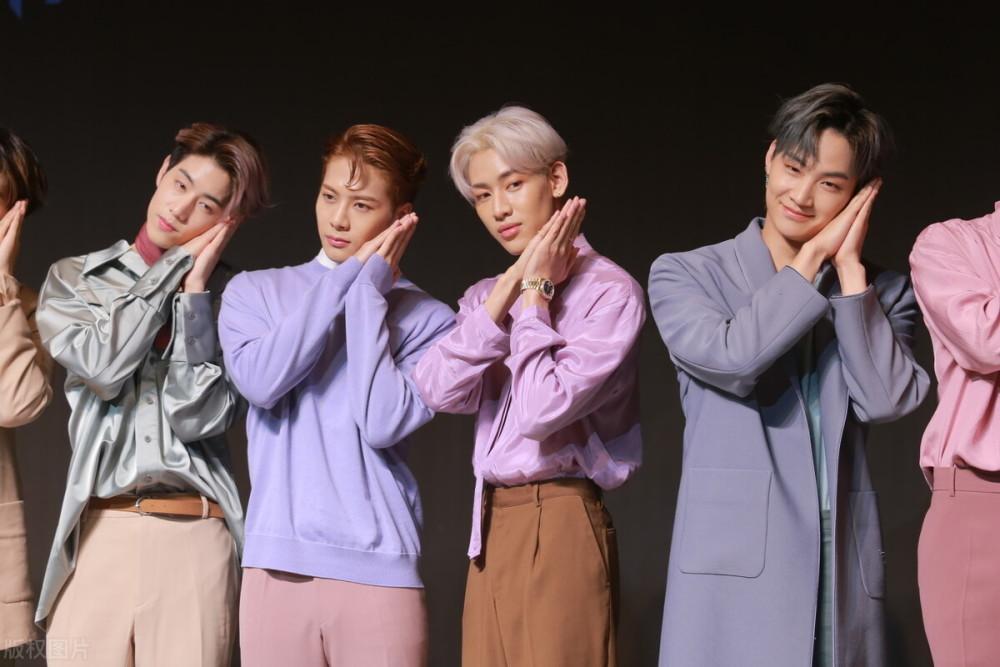 GOT7不再与JYP娱乐公司续约 组合正式解散