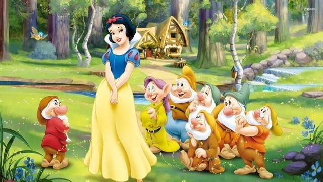 《白雪公主》真人版选角确定!这次不是黑人公主,但还是有点黑